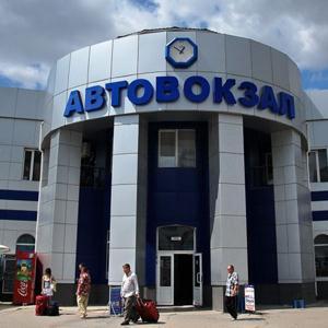 Автовокзалы Лесозаводска