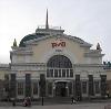 Железнодорожные вокзалы в Лесозаводске