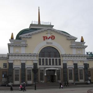 Железнодорожные вокзалы Лесозаводска